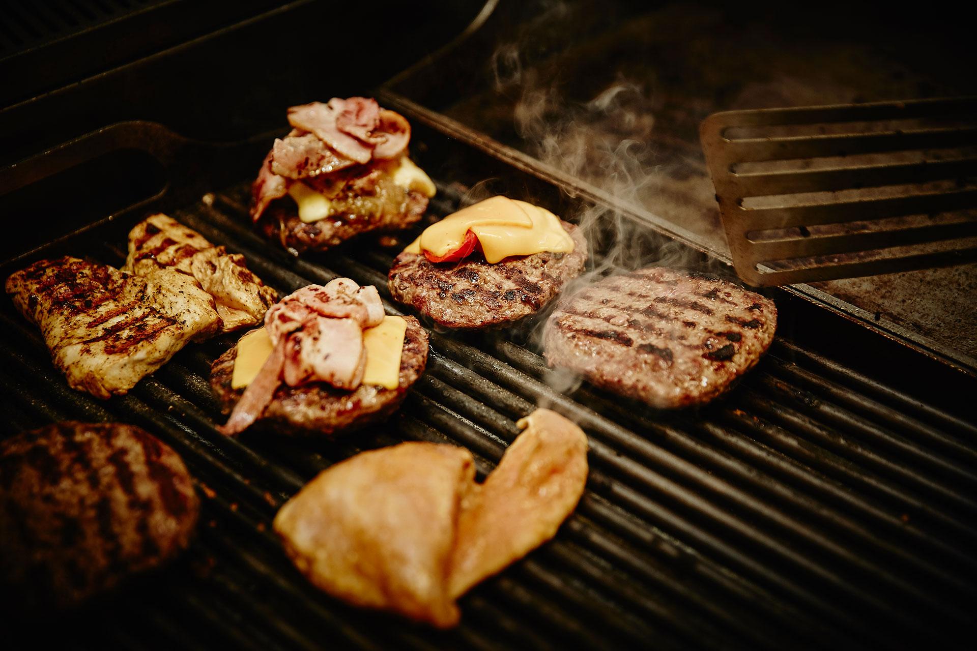 street burgers grill