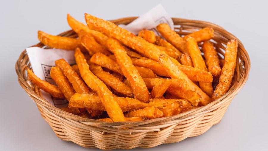 Sweet potato fries S