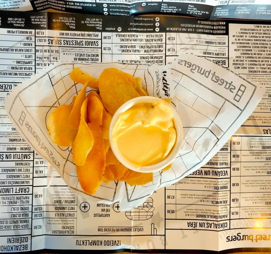 Kartupeļu čipsi